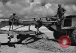 Image of Expansion of airfield Saipan Marianas Islands, 1944, second 37 stock footage video 65675051687