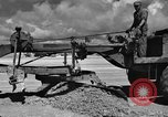 Image of Expansion of airfield Saipan Marianas Islands, 1944, second 38 stock footage video 65675051687