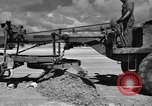 Image of Expansion of airfield Saipan Marianas Islands, 1944, second 39 stock footage video 65675051687