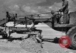 Image of Expansion of airfield Saipan Marianas Islands, 1944, second 40 stock footage video 65675051687