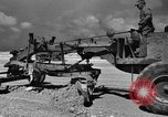Image of Expansion of airfield Saipan Marianas Islands, 1944, second 41 stock footage video 65675051687