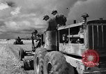 Image of Expansion of airfield Saipan Marianas Islands, 1944, second 55 stock footage video 65675051687