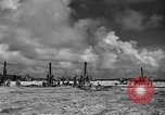 Image of Expansion of airfield Saipan Marianas Islands, 1944, second 57 stock footage video 65675051687