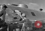 Image of B-29 Super Fortress Saipan Marianas Islands, 1944, second 1 stock footage video 65675051690