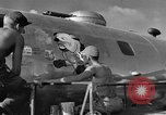Image of B-29 Super Fortress Saipan Marianas Islands, 1944, second 2 stock footage video 65675051690