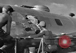 Image of B-29 Super Fortress Saipan Marianas Islands, 1944, second 3 stock footage video 65675051690