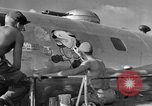 Image of B-29 Super Fortress Saipan Marianas Islands, 1944, second 4 stock footage video 65675051690