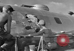 Image of B-29 Super Fortress Saipan Marianas Islands, 1944, second 5 stock footage video 65675051690
