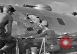 Image of B-29 Super Fortress Saipan Marianas Islands, 1944, second 6 stock footage video 65675051690
