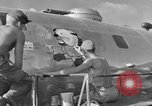 Image of B-29 Super Fortress Saipan Marianas Islands, 1944, second 7 stock footage video 65675051690