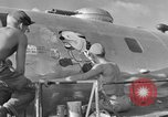 Image of B-29 Super Fortress Saipan Marianas Islands, 1944, second 8 stock footage video 65675051690