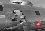 Image of B-29 Super Fortress Saipan Marianas Islands, 1944, second 10 stock footage video 65675051690