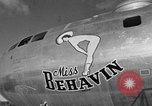 Image of B-29 Super Fortress Saipan Marianas Islands, 1944, second 16 stock footage video 65675051690