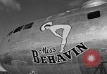 Image of B-29 Super Fortress Saipan Marianas Islands, 1944, second 17 stock footage video 65675051690