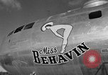 Image of B-29 Super Fortress Saipan Marianas Islands, 1944, second 18 stock footage video 65675051690