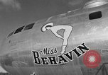 Image of B-29 Super Fortress Saipan Marianas Islands, 1944, second 19 stock footage video 65675051690