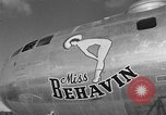 Image of B-29 Super Fortress Saipan Marianas Islands, 1944, second 20 stock footage video 65675051690