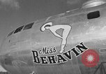 Image of B-29 Super Fortress Saipan Marianas Islands, 1944, second 21 stock footage video 65675051690
