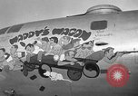 Image of B-29 Super Fortress Saipan Marianas Islands, 1944, second 28 stock footage video 65675051690