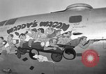 Image of B-29 Super Fortress Saipan Marianas Islands, 1944, second 29 stock footage video 65675051690
