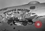 Image of B-29 Super Fortress Saipan Marianas Islands, 1944, second 33 stock footage video 65675051690