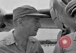Image of B-29 Super Fortress Saipan Northern Mariana Islands, 1944, second 21 stock footage video 65675051691
