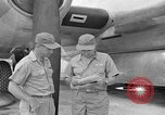 Image of B-29 Super Fortress Saipan Northern Mariana Islands, 1944, second 34 stock footage video 65675051691