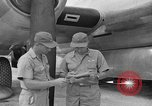 Image of B-29 Super Fortress Saipan Northern Mariana Islands, 1944, second 35 stock footage video 65675051691