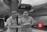 Image of B-29 Super Fortress Saipan Northern Mariana Islands, 1944, second 37 stock footage video 65675051691