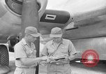 Image of B-29 Super Fortress Saipan Northern Mariana Islands, 1944, second 39 stock footage video 65675051691