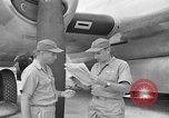 Image of B-29 Super Fortress Saipan Northern Mariana Islands, 1944, second 40 stock footage video 65675051691