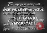 Image of US propaganda film about Japanese people Japan, 1944, second 16 stock footage video 65675051695