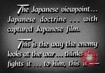 Image of US propaganda film about Japanese people Japan, 1944, second 18 stock footage video 65675051695