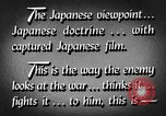 Image of US propaganda film about Japanese people Japan, 1944, second 22 stock footage video 65675051695