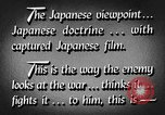 Image of US propaganda film about Japanese people Japan, 1944, second 23 stock footage video 65675051695