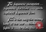 Image of US propaganda film about Japanese people Japan, 1944, second 24 stock footage video 65675051695