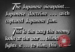 Image of US propaganda film about Japanese people Japan, 1944, second 25 stock footage video 65675051695