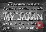 Image of US propaganda film about Japanese people Japan, 1944, second 33 stock footage video 65675051695