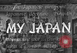 Image of US propaganda film about Japanese people Japan, 1944, second 34 stock footage video 65675051695