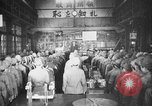 Image of Japanese workers in munitions factories Japan, 1943, second 13 stock footage video 65675051698