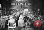 Image of Japanese workers in munitions factories Japan, 1943, second 14 stock footage video 65675051698
