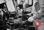 Image of Japanese workers in munitions factories Japan, 1943, second 48 stock footage video 65675051698