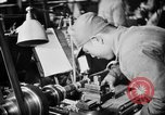 Image of Japanese workers in munitions factories Japan, 1943, second 53 stock footage video 65675051698