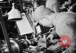 Image of Japanese workers in munitions factories Japan, 1943, second 54 stock footage video 65675051698