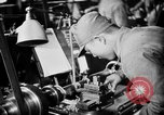 Image of Japanese workers in munitions factories Japan, 1943, second 58 stock footage video 65675051698