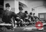Image of Japanese workers in munitions factories Japan, 1943, second 59 stock footage video 65675051698