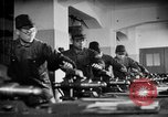 Image of Japanese workers in munitions factories Japan, 1943, second 61 stock footage video 65675051698