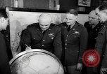 Image of United States Army Air Forces officials Washington DC USA, 1942, second 5 stock footage video 65675051702