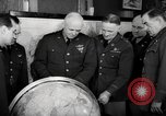 Image of United States Army Air Forces officials Washington DC USA, 1942, second 19 stock footage video 65675051702