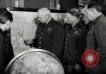 Image of United States Army Air Forces officials Washington DC USA, 1942, second 33 stock footage video 65675051702